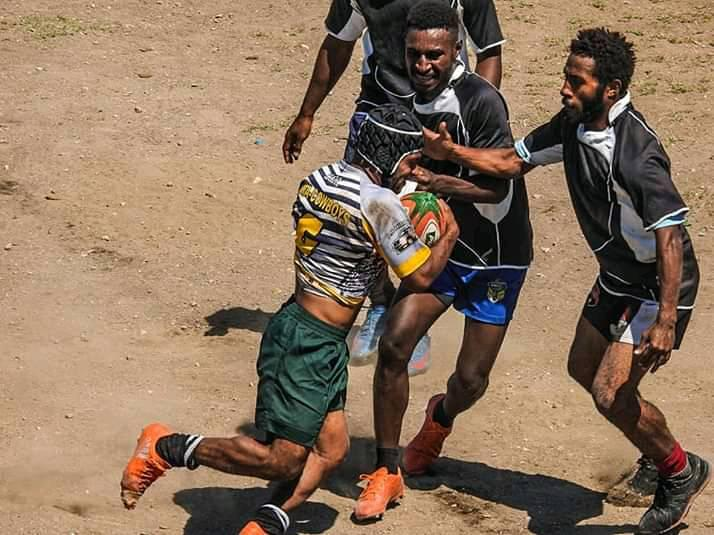 Balimo Suliki win inaugural Agisa Nines in Daru