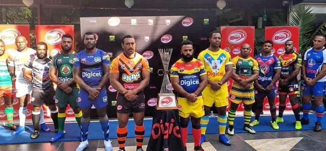 Twelve teams confirmed for 2021 PNG Digicel Cup