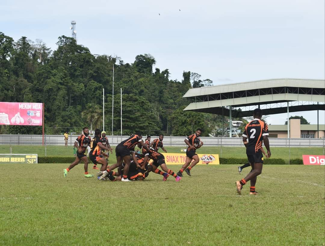 Northern and Morobe Pride through to next round of Ipatas Cup
