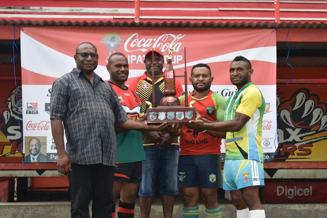 2020/21 Coca-Cola Ipatas Cup set to conclude this weekend