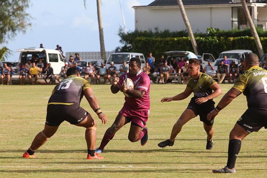 Aitutaki Sharks return to Premier League