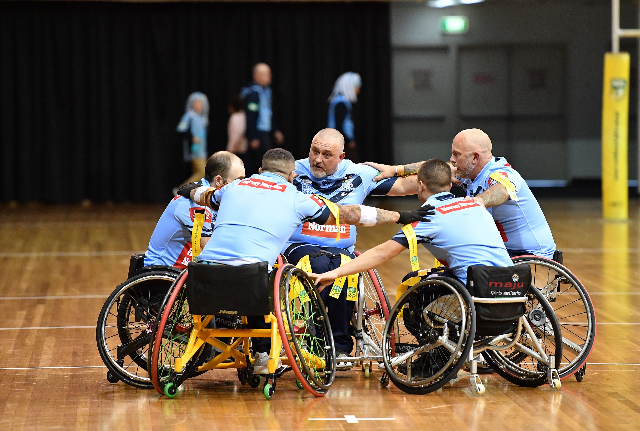 NSW Wheelchair competition kicks off this Saturday