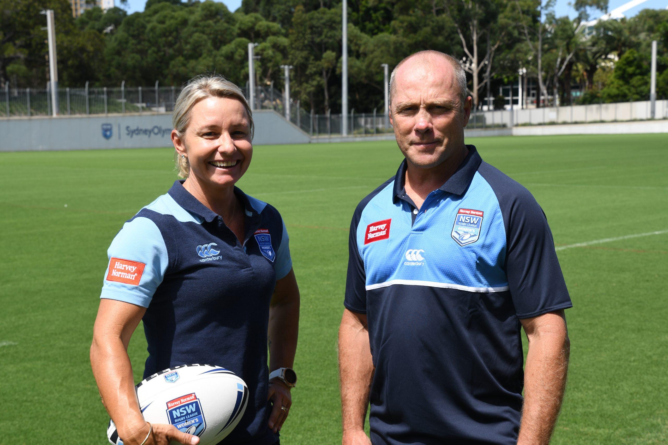 Kylie Hilder appointed as NSW Women's Origin coach