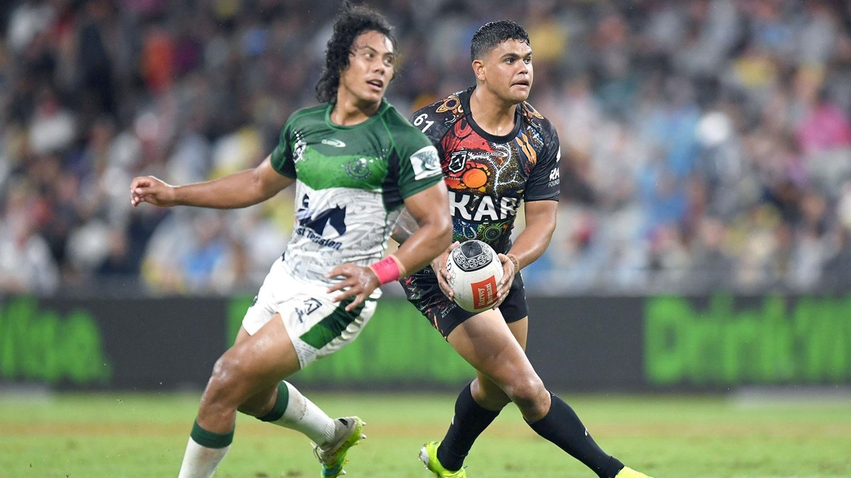 Honours shared in 2021 All Stars clash