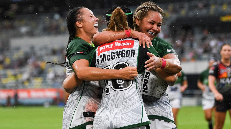 Temara, McGregor shine as Maori All Stars too good for Indigenous team