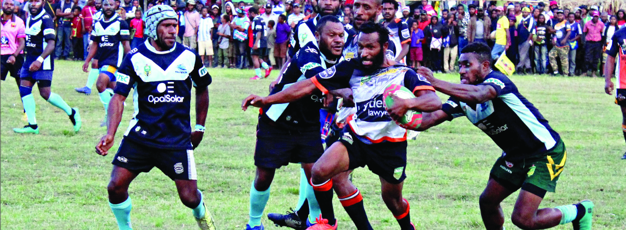 Fokaland Tigers win Yagaria Grand Final