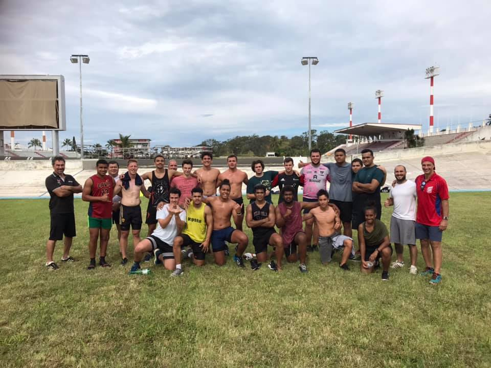 New Caledonia form partnership with Montpellier Sharks