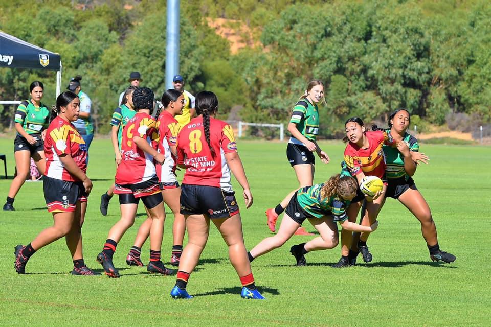 Southern Pride impress in NRL WA Junior Representative competitions