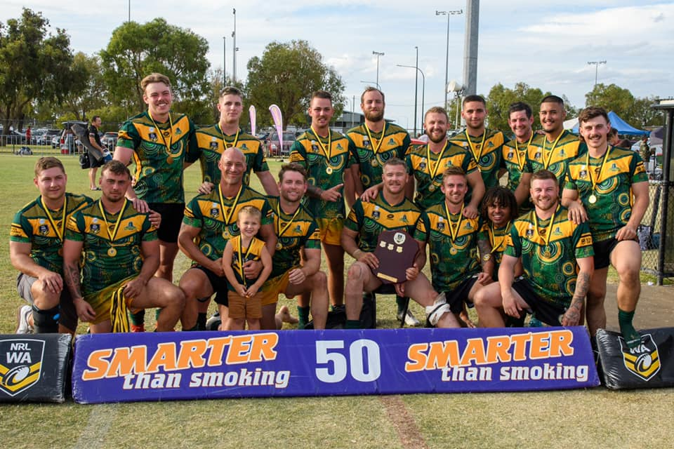 Bushrangers win NRLWA Harmony Cup Nines