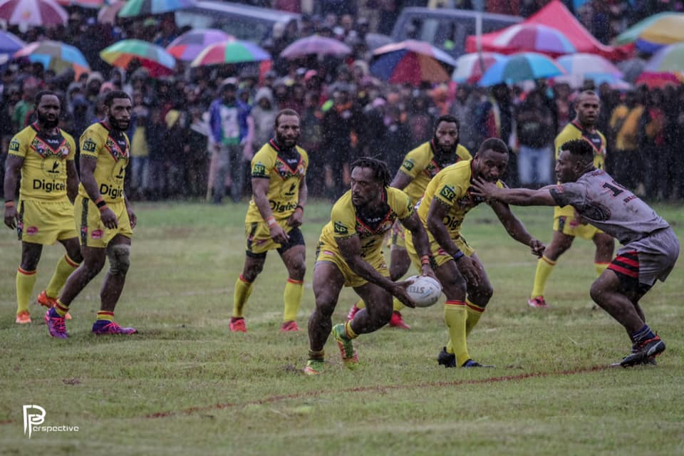 Port Moresby Vipers name squad for 2021 Digicel Cup season