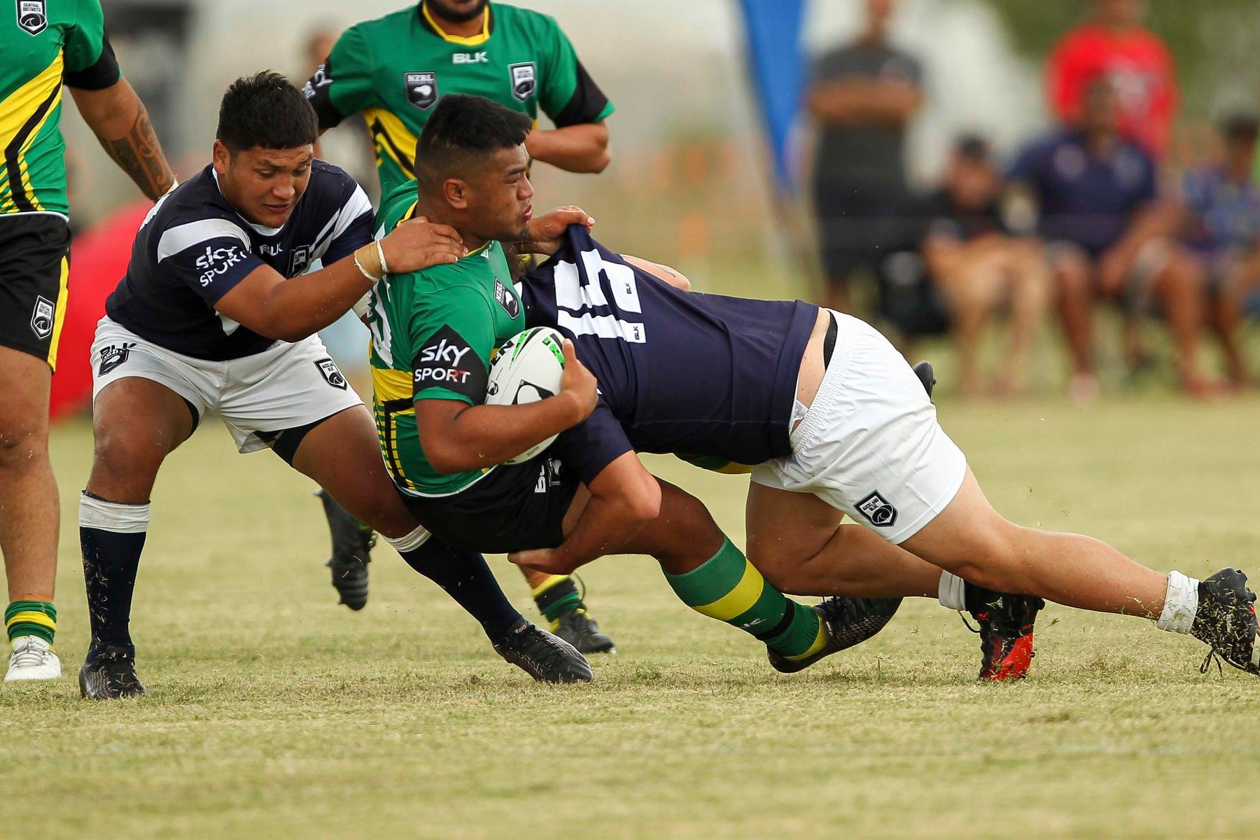 Revised NZRL National Under 20s draw