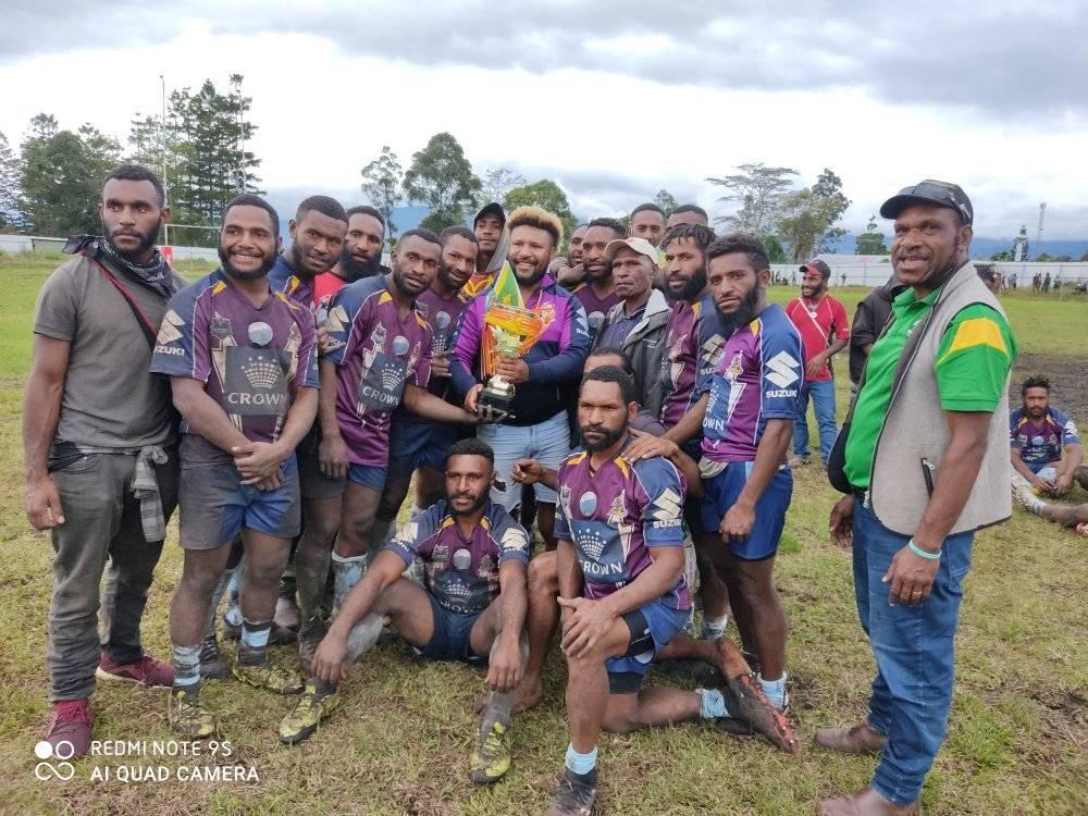 Kindeng Storm win 2021 Jiwaka Governors Cup