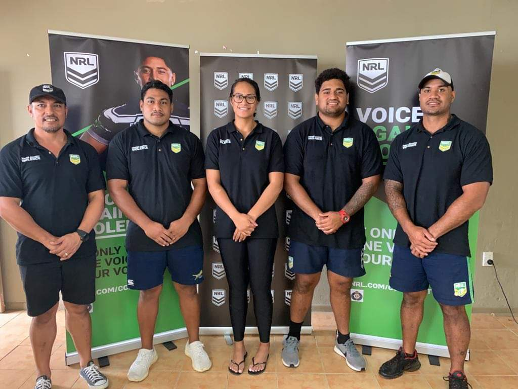 New Sports Development program 'Team Up' launches across the Pacific