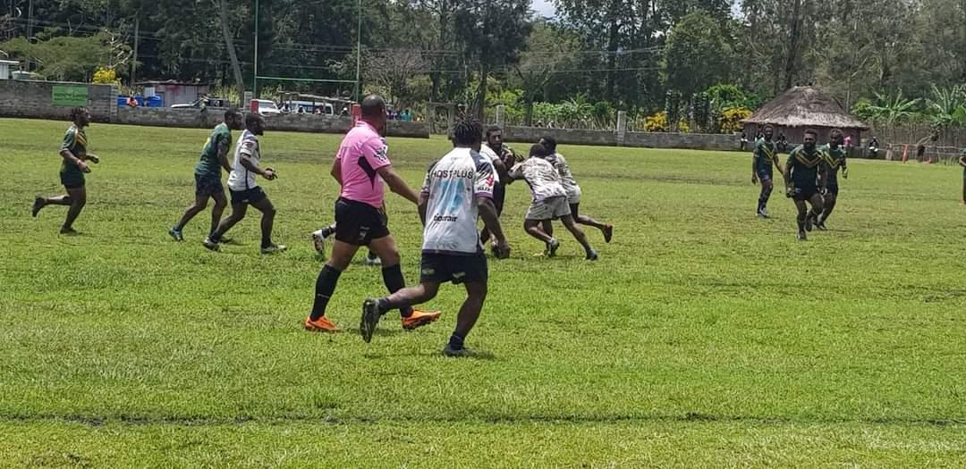 Banz Ngalye qualify for Jiwaka Governor's Cup Grand Final