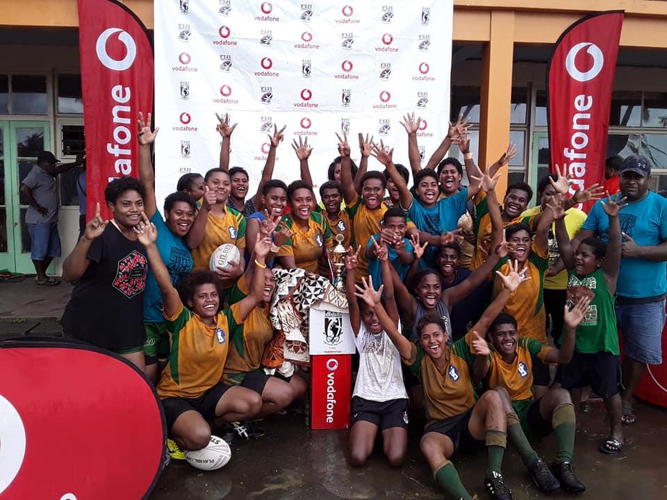 St Vincent College wins Fiji Schoolgirl's Nines