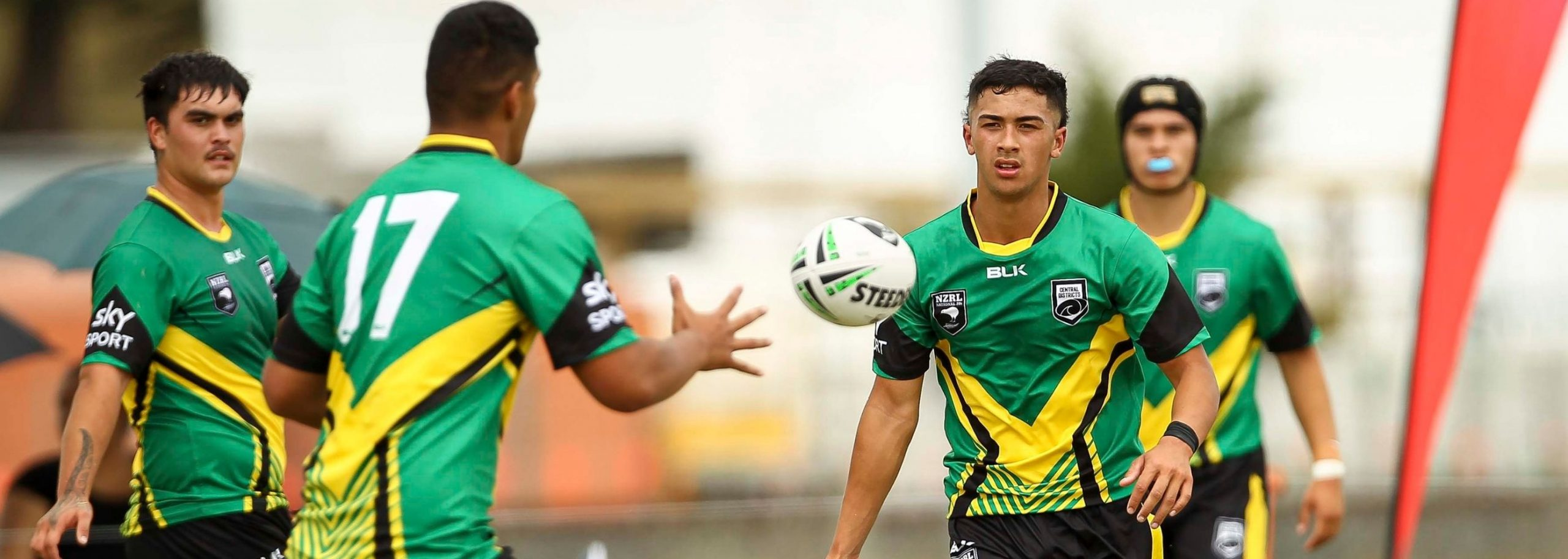 Second half surge helps Central Districts over South Island