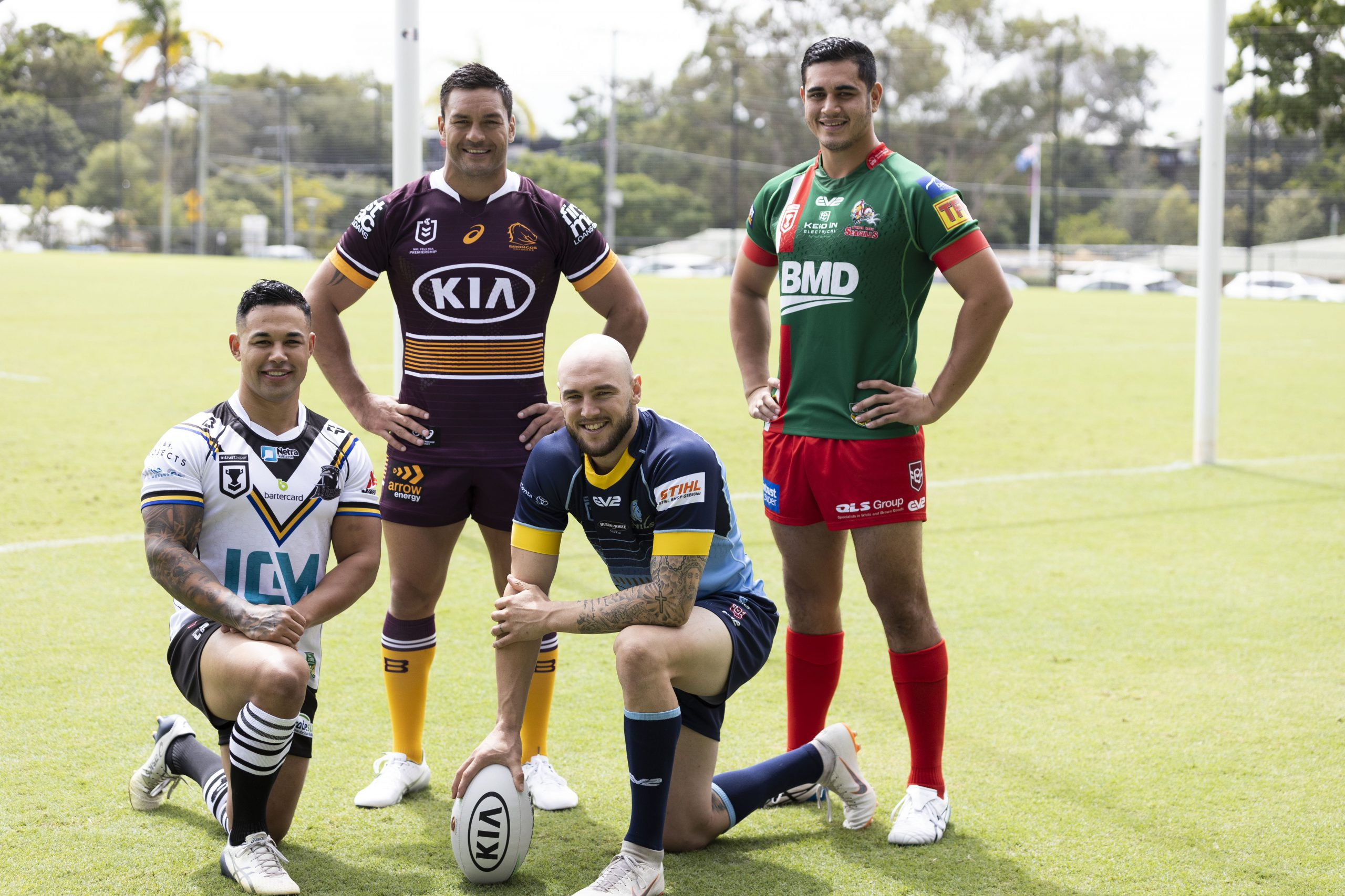 Brisbane Broncos lock in Affiliate Clubs for next three years