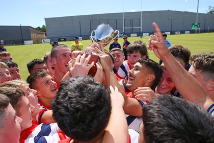 Central Coast defeat Illawarra South Coast in Andrew Johns Cup Final