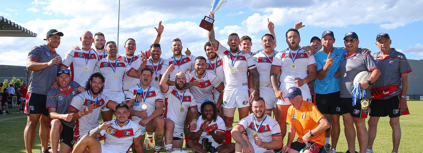 Monaro hold out Illawarra to claim maiden Championship