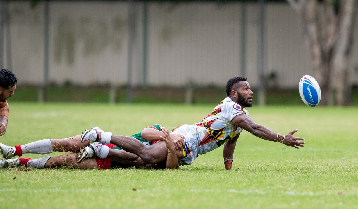 Hunters go down to Wynnum-Manly to kick off Intrust Super Cup season