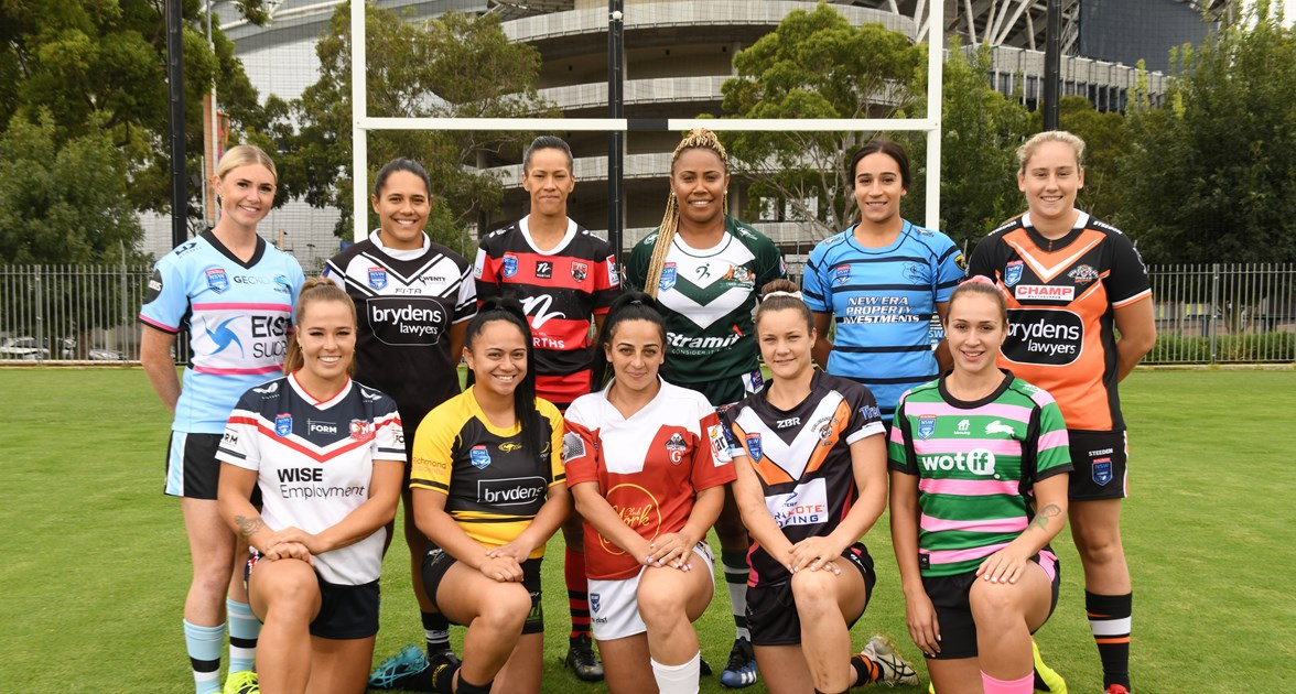NSWRL release draws for major club competitions