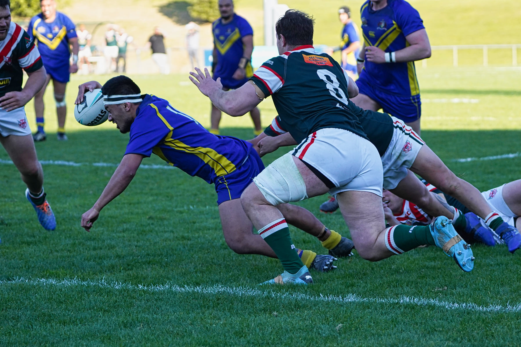 Kingfishers kick off title defence at Ascot Park