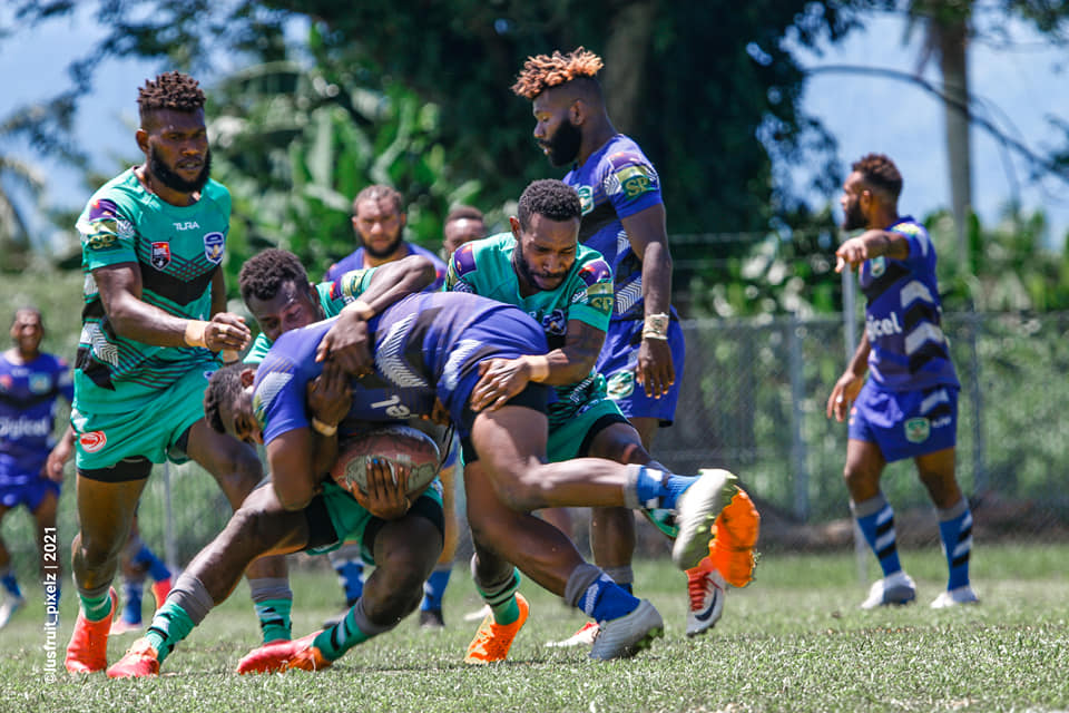 Kimbe Cutters set to face Bialla this weekend
