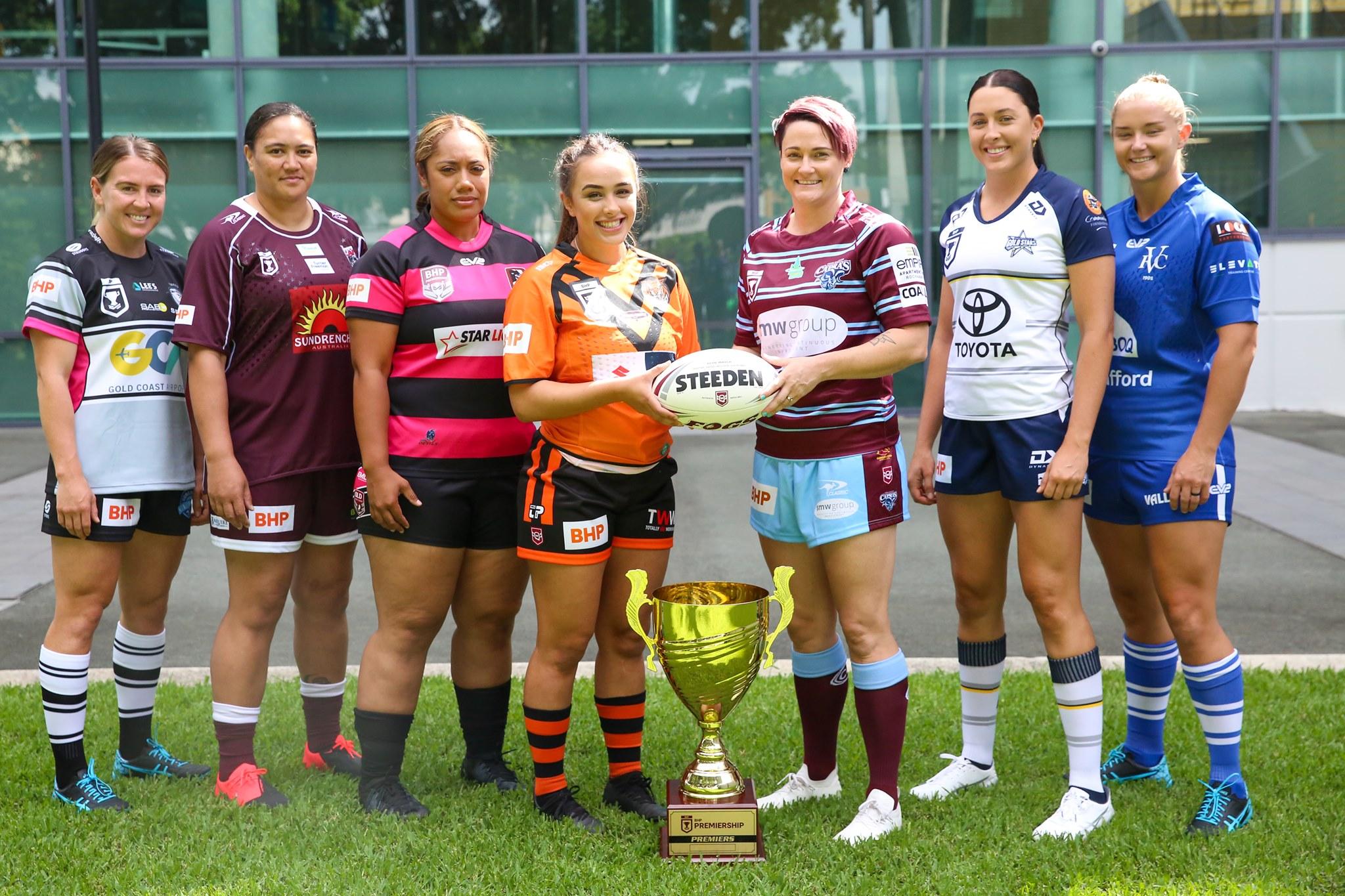 Queensland's Premier Women's competition, the BHP Premiership, kicks off Saturday