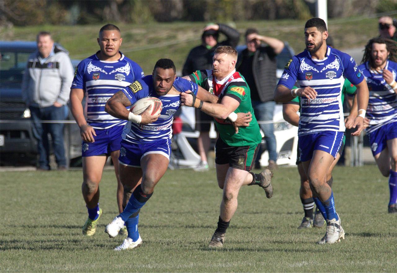 Northern Bulldogs bounce back in Canterbury Premiership