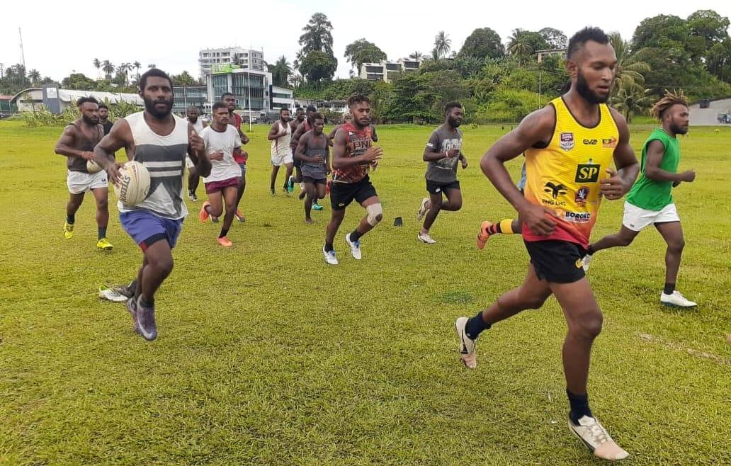 New look Kavieng league prepares for kick off