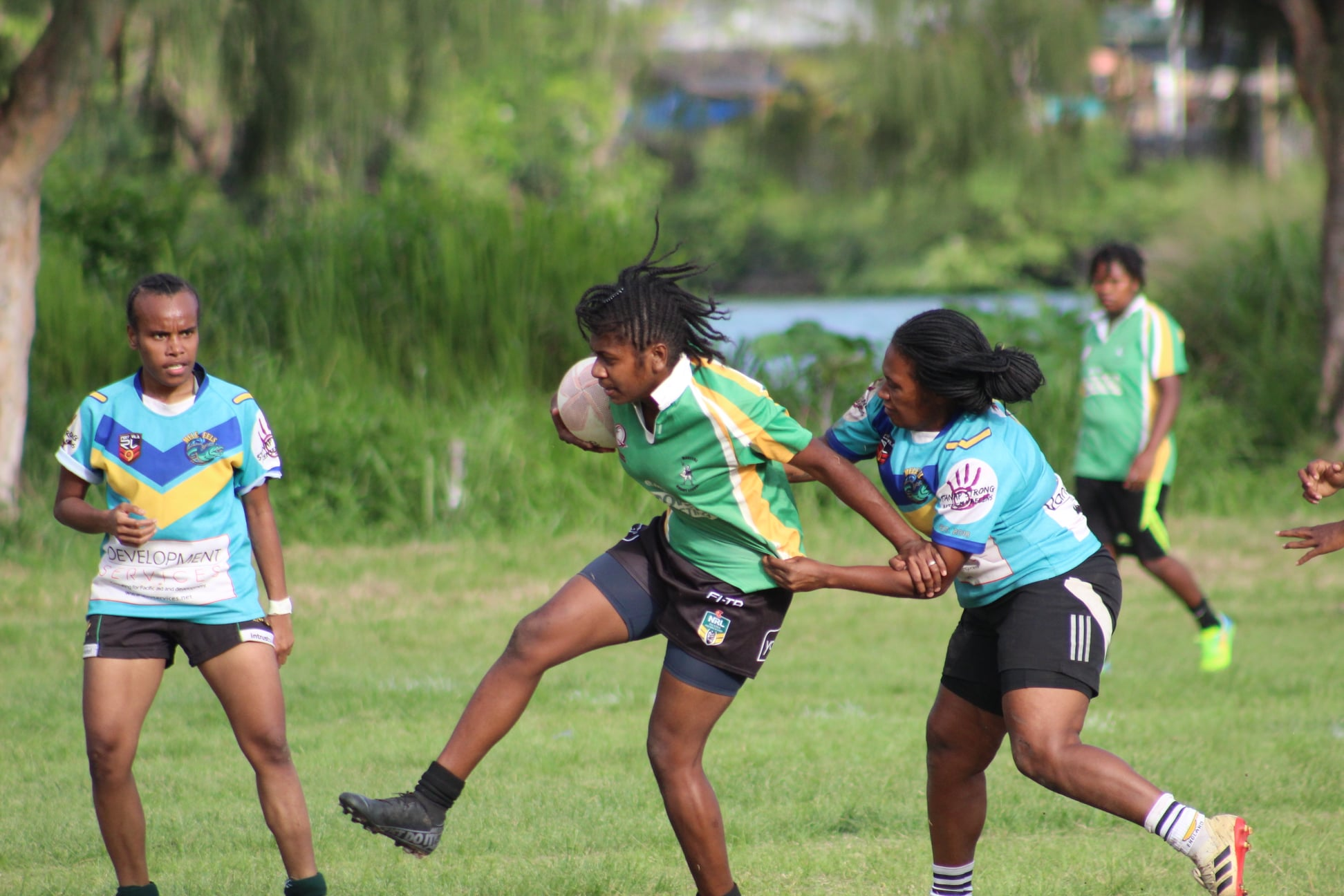 Women's Grand Final replay headlines Port Vila Championship