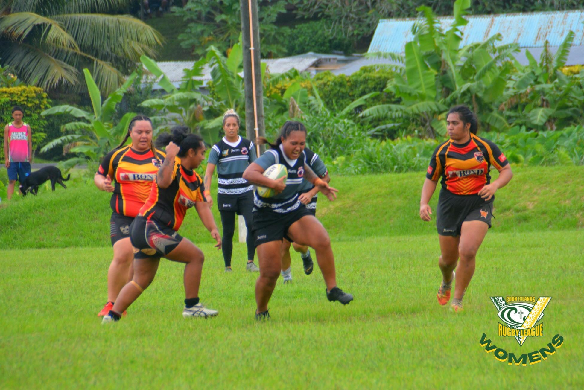 Tupapa qualify for inaugural Cook Islands Women's Grand Final