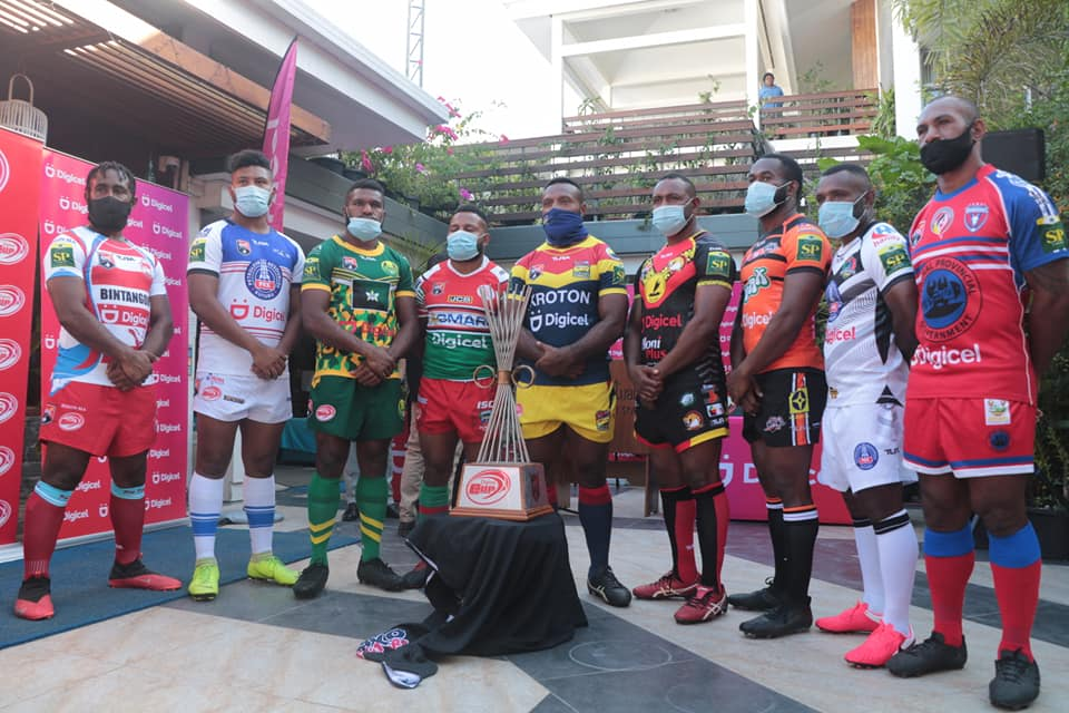 Digicel Cup to be played under new IRL rules