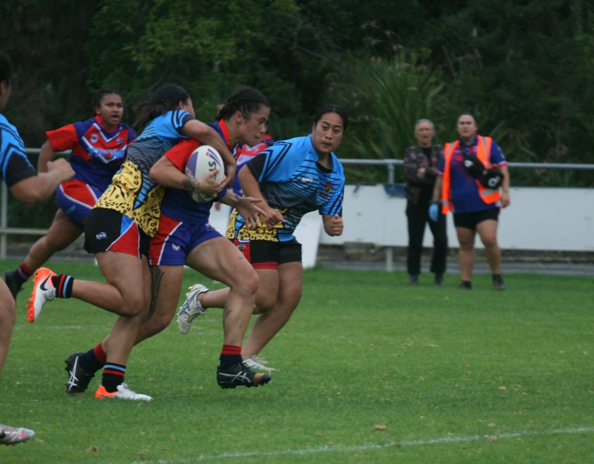 Te Atatu Roosters overcome Pakuranga in Auckland Women's Premiership