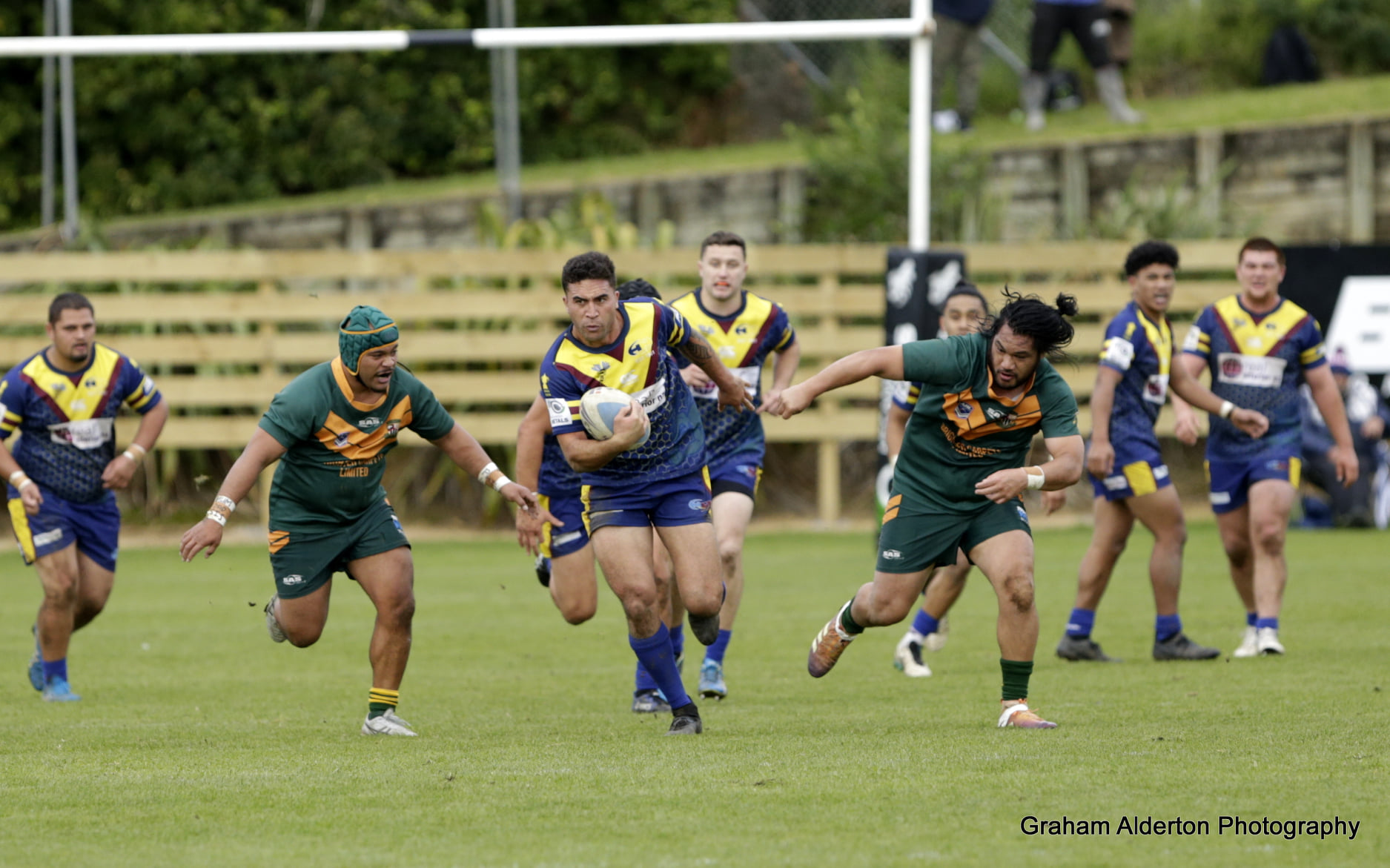 Howick win inaugural David Mu Cup after defeating Marist in Auckland Fox Premiership