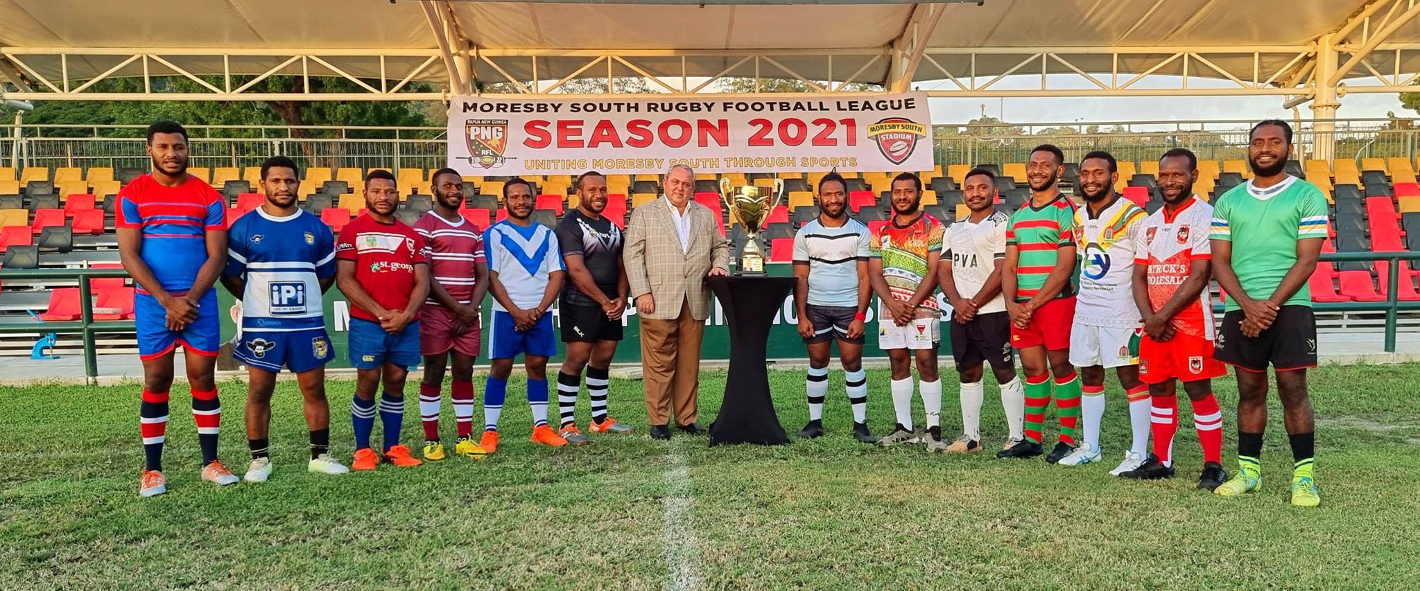 Moresby South Premiership set to kick off on May 21