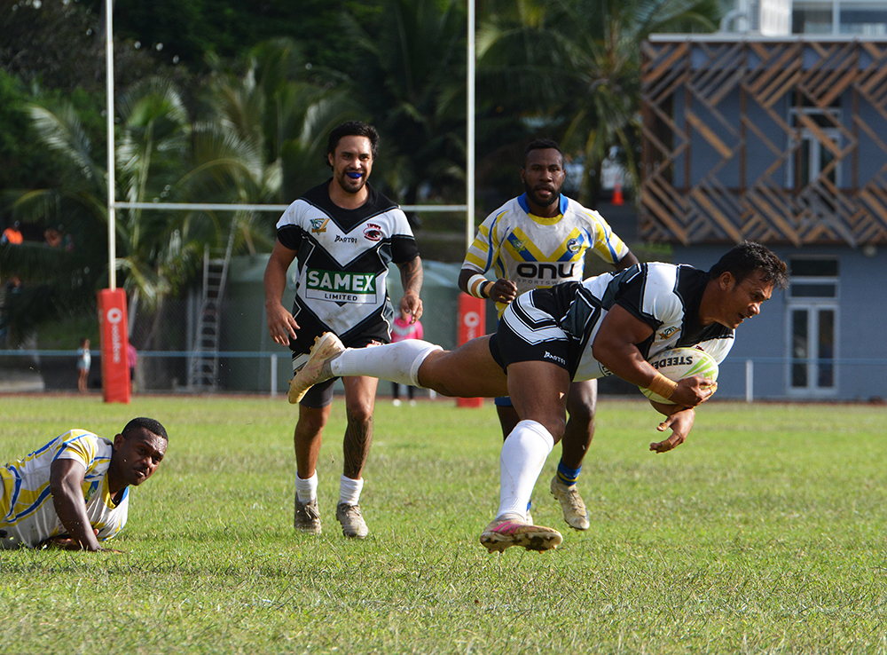 Tupapa Panthers advance to Cook Islands Men's Grand Final
