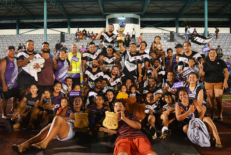 Tupapa Panthers secure 2021 Cook Islands Men's title