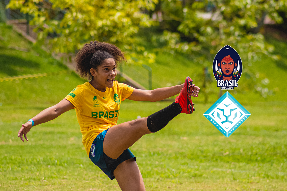 English football club sponsors rugby league surprise packets Brasil