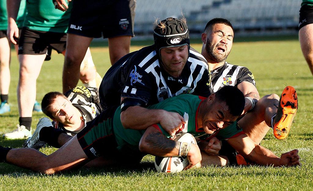 Hornby knock off Linwood in Canterbury Premiership