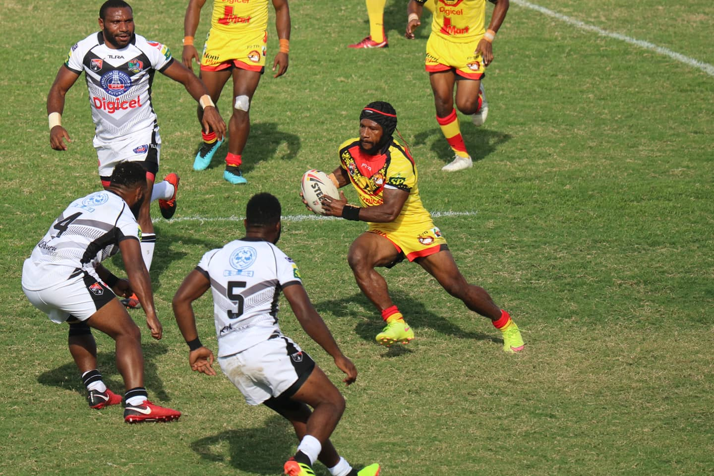 Mendi Muruks confirm playing squad for Digicel Cup