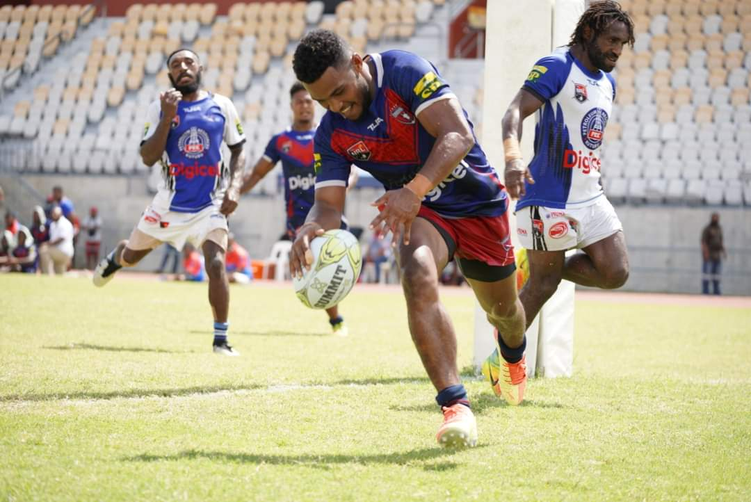 Central Dabaris finalise squad for Digicel Cup