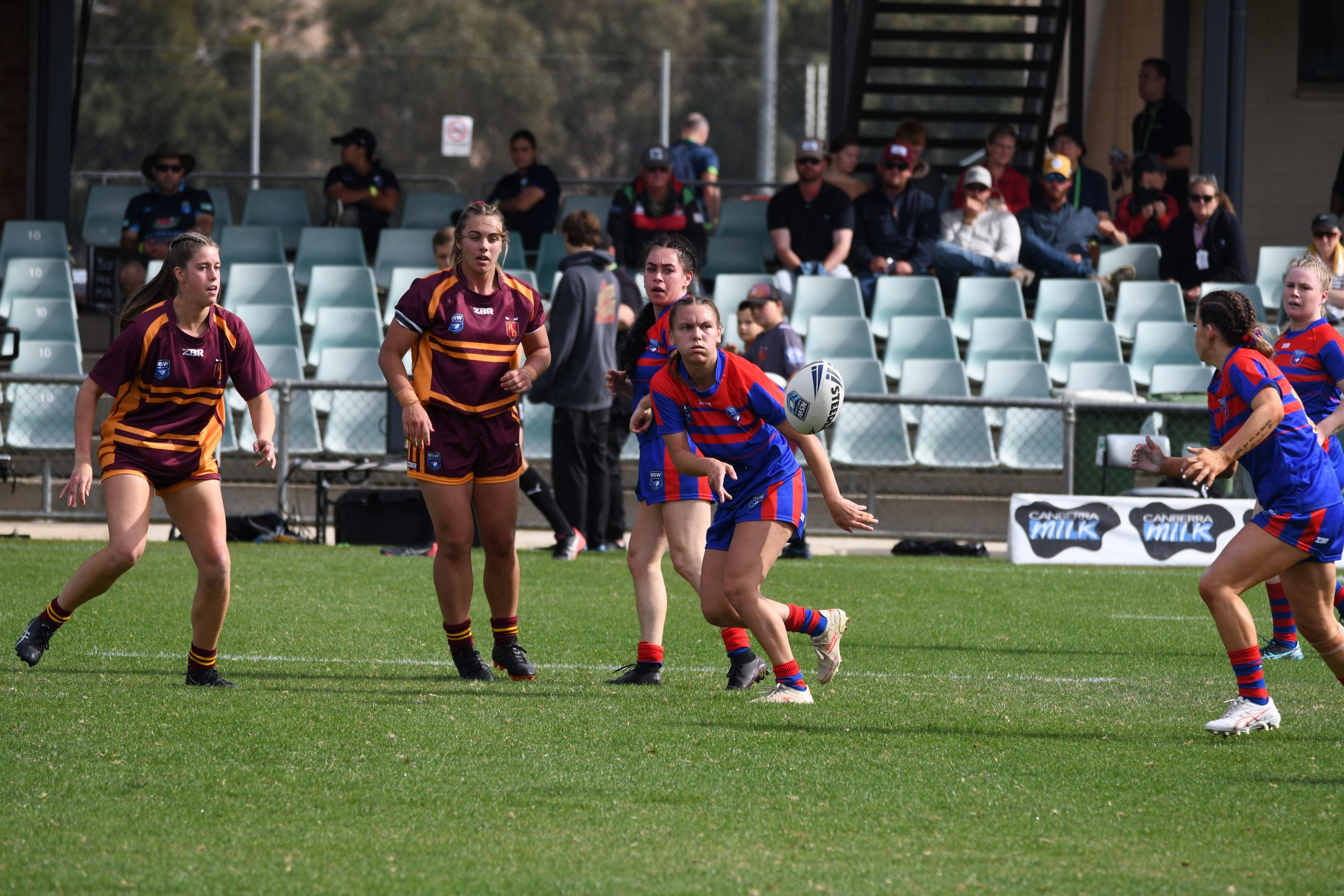Flawless Knights dominate Bulls in Women's Country Championships Grand Final