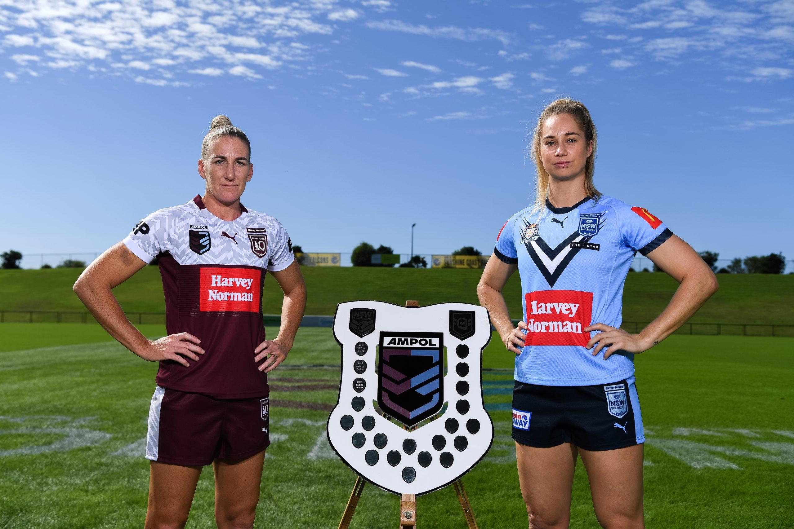 Ampol Women's State of Origin to return to the Sunshine Coast