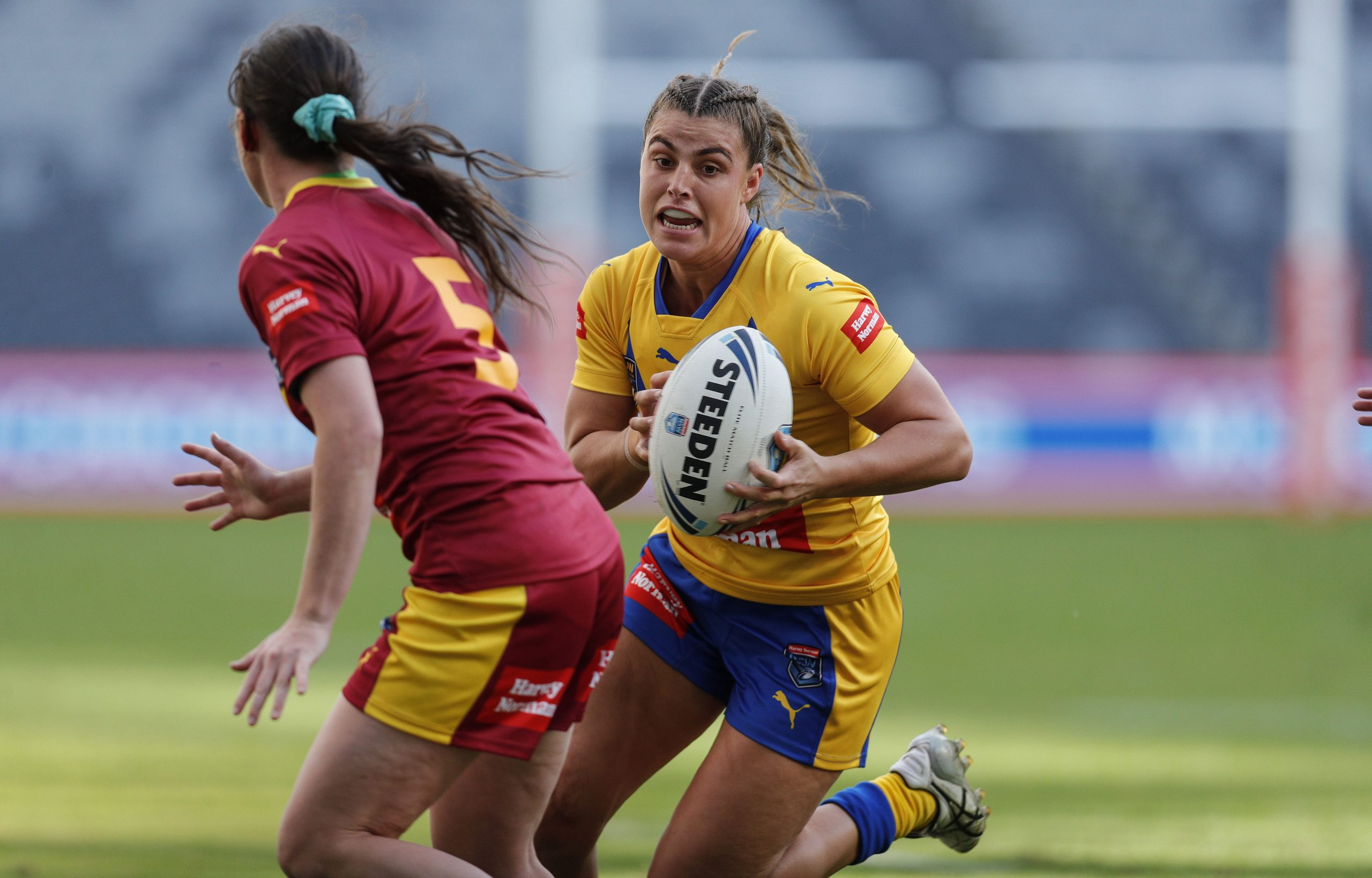 Jess Sergis leads NSW City to victory over Country