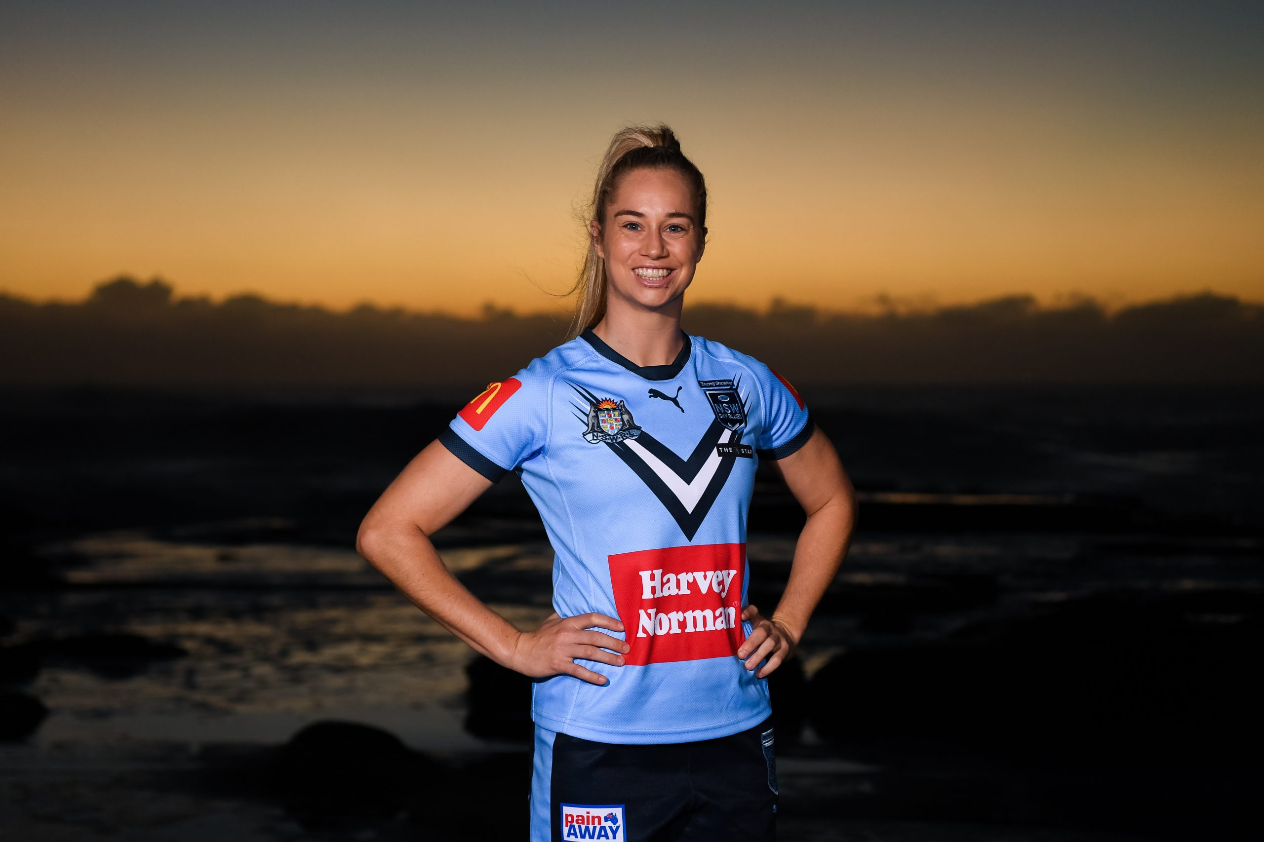 Two debutants for NSW Women's State of Origin team