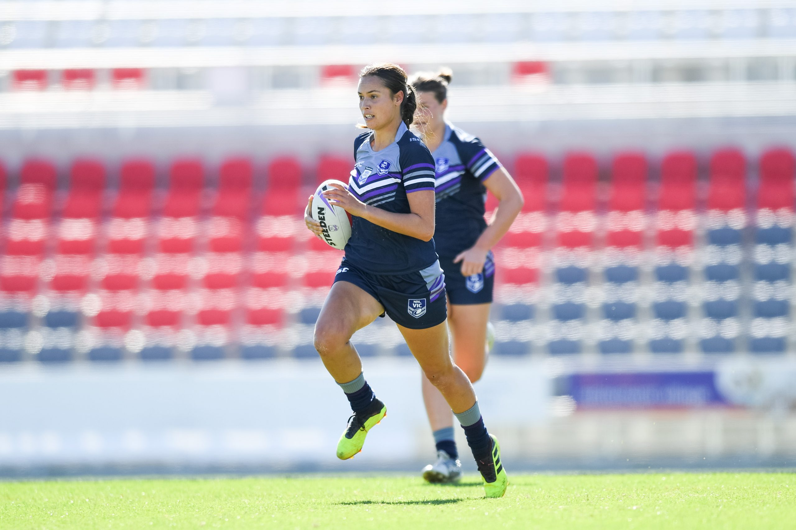 Walker makes NRLW case as Victoria shines on day two of National Championships