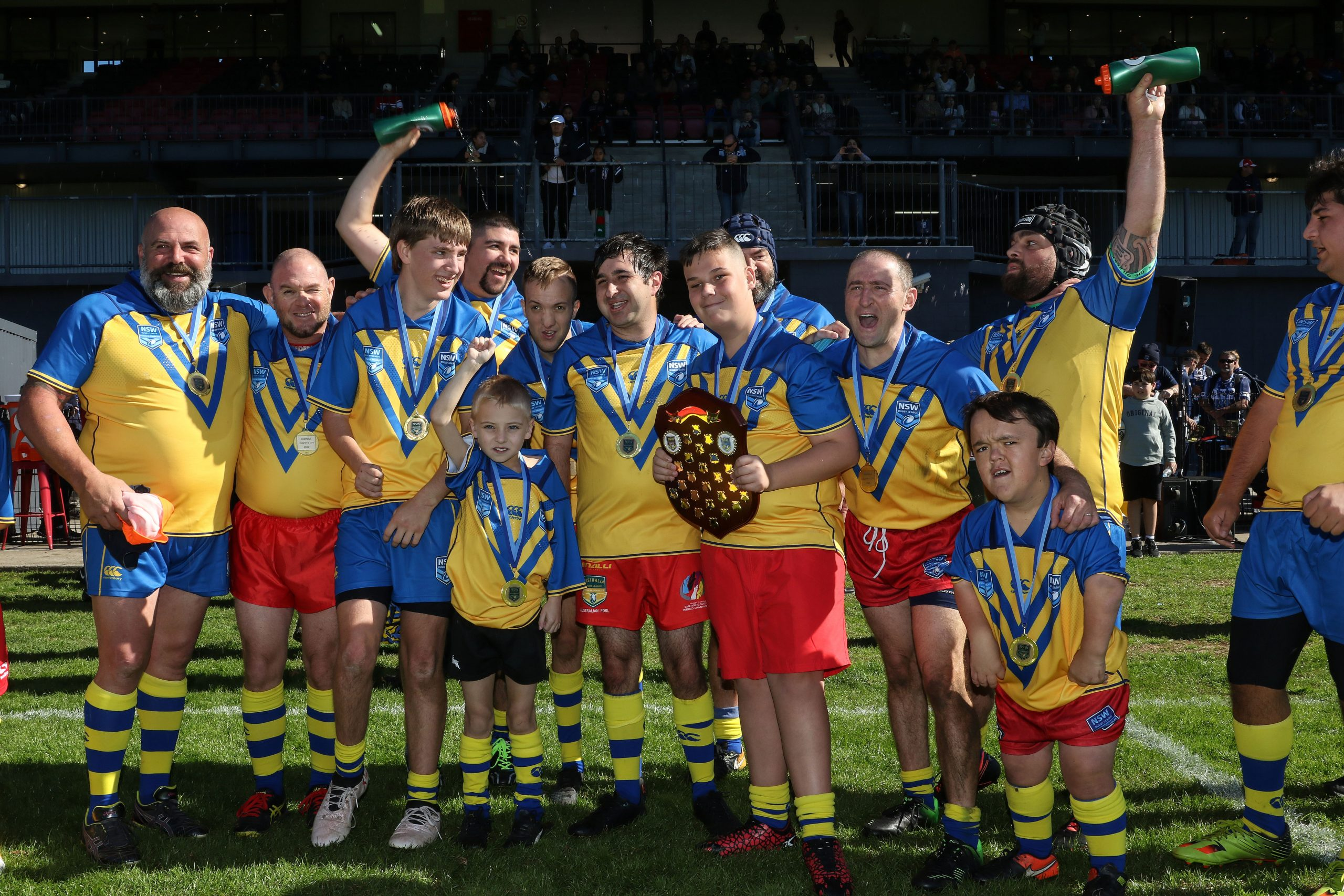 City claim honours in Physical Disability match