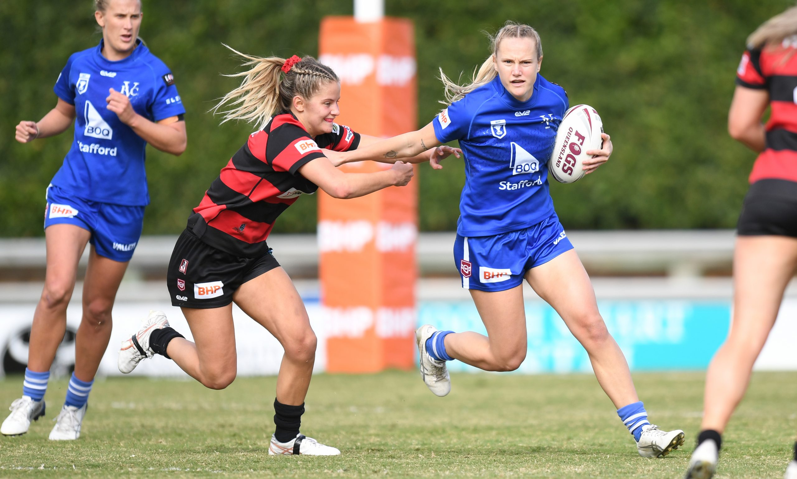 Diehards and Burleigh qualify for BHP Premiership Grand Final