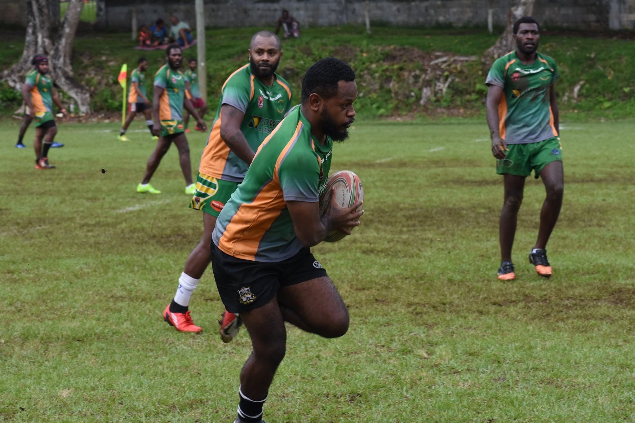 Top of the table clash in Port Vila Men's Championship